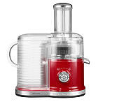 Скоростная центрифужная соковыжималка, красная, KitchenAid