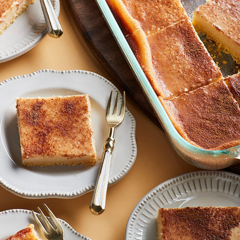 Сладкий кукурузный пирог