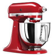 Миксер Artisan 4.8л, красный, KitchenAid - Миксер Artisan 4.8л, красный, KitchenAid