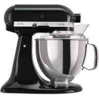 Миксер Artisan 4.8л, черный, KitchenAid