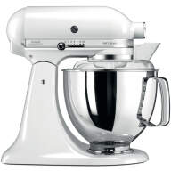 Миксер Artisan 4.8л, белый, KitchenAid - Миксер Artisan 4.8л, белый, KitchenAid
