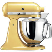 Миксер Artisan 4.8л, желтый, KitchenAid