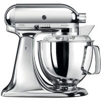 Миксер Artisan 4.8л, хром, KitchenAid