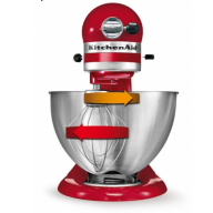 Миксер Artisan 6.9 л, красный, KitchenAid - Миксер Artisan 6.9 л, красный, KitchenAid