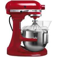 Миксер профессиональный, Heavy Duty 4,8 л, красный, KitchenAid